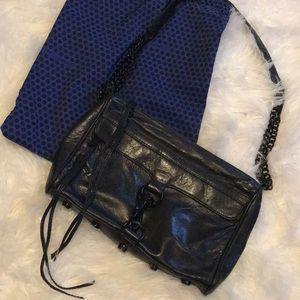 🖤Rebecca Minkoff Black Leather Crossbody🖤